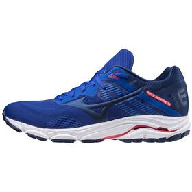 Mizuno Wave Inspire 16 Zapatillas Hombre, reflex blue/2768c/diva pink